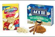 Snacks/Appetizers / by Jennifer Denniston Milburn