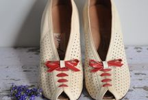 Vintage shose