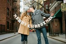 Photography Inspiration / Ideas for my husband & I's fall/winter/Christmas pictures. / by Meghann Burright