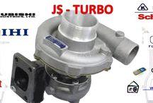 JS - TURBO / Opravy turbodúchadiel