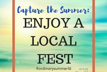 Summer Fun for Families / Summer activities, places to visit, things to do