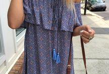 Boho Summer Outfits