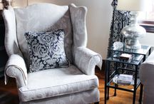+ REUPHOLSTERY | Give Your Furniture a New Look