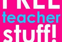 All things teaching / Teacher stuff / by Cassandra Lopez