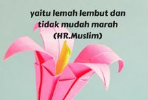 Hadist and words islamic