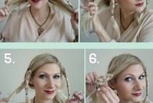 hair&makeup tutorials