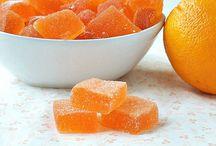 Zselés édességek