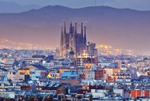 Bubbly Barcelona / Sun, sea and nice beaches in one of world's best cities. Not to mention: Gaudi's masterpieces such as Parc Guell and offcourse La Sagrada Familia. On top of that: excellent wines and food.