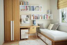 Dormitorios/recámaras / Recamarás