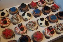 Cake/Cookie Ideas