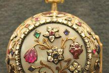 Antique watch & clock
