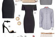 Sum / Work attire