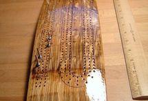 Barrel boards