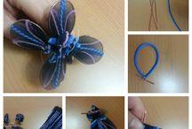 tasarimlarim www.modadestek.com / El yapimi. Tekstil deri giyim ve ev tekstili aksesuarlari