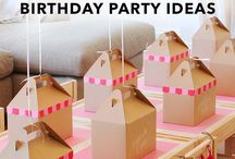 Kids Parties and fun ideas / Ideas for making days awesome