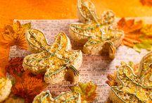Fall Treats / Rice Krispies fall treats