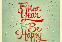 Holidays ~ New Years