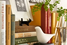 Vignettes with books