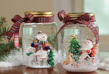 Christmas Crafts / by Carla Fuller