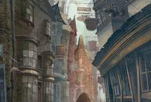 Illustrations-Harry Potter