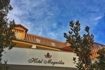Hotel Magnólia - Balatonszepezd, Hungary / www.hotelmagnolia.hu