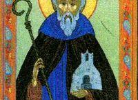 Irish Saints / Irish saints