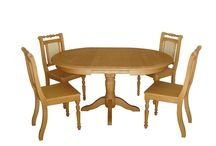 Mese si scaune / mobila din lemn masiv - moblier clasic si modern pentru casa ta!