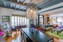A VENDRE PARIS 16 très bel appartement d'angle étage élevé