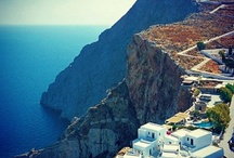 Holiday2013 / Islandhopping - Travel - Cyclades - Inspiration - Want to visit