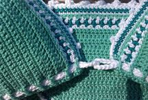 Biquínis de crochê 1
