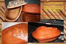 Clay pot recepten
