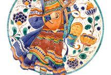 Роспись - русские ремёсла