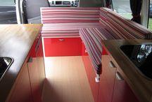 Campervan designs