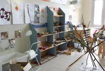 Art Studio (Preschool)