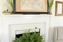 Mantels / by Heather Aquilino