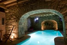 Spa, swimming pools, well-being - Relais du Silence