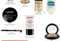 Makeup and Accesories