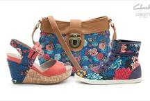 Liberty Art Fabrics / Clarks collaboration with Liberty Art Fabrics for Spring / Summer 2012 / by Clarks UK