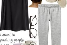 Chill at home outfits