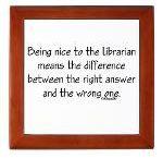 library stuff / by Dawn Verdon