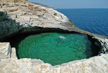 MajesticThassos / Thassos is the most northern island in the Aegean and has enjoyed many names through history, now we call her the Emerald Island.  http://goo.gl/rtOVre