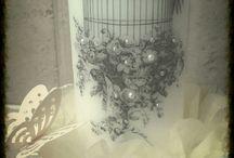 candele personalizzate ♡