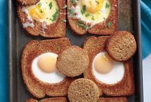 Breakfast Ideas / by Jackie Lithgow