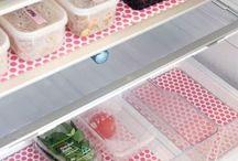 Organizar Refrigerador