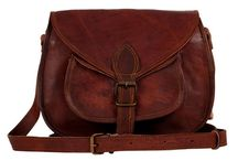 Women's Genuine Leather Bags -Free Worldwide Shipping / All Vintage Genuine Leather Purses. Will Ship Almost Anywhere In The World. For Information On Cleaning and Maintaining These Products Check Our Blog at http://cheapbuynsave.com/blogs/news/49486915-caring-and-cleaning-guide-for-your-vintage-leather-products