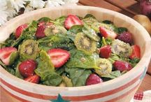 Salads / by Joan Ernst