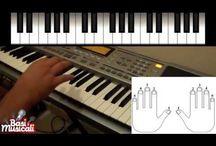 Impariamo a suonare / video tutorial di come imparare a suonare strumenti musicali