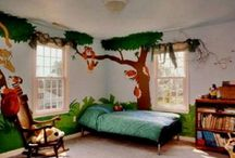 Murals for Kids Rooms Ideas / Murals for Kids Rooms Ideas