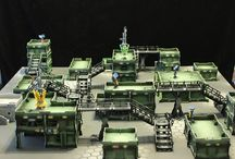 Wargame Tables
