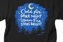 Camping & Glamping / Camping and Glamping T-Shirts, Tanks, Hoodies, Crews, Sweatshirts, Apparel & Home Decor Favorites!
